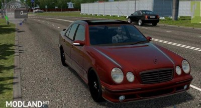Mercedes-Benz E55 AMG W210 [1.5.9]